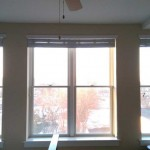 Before Soundproof Window