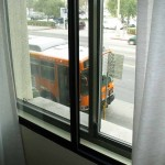 Bus Soundproof Window