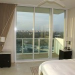 Soundproof Hotel Patio Door