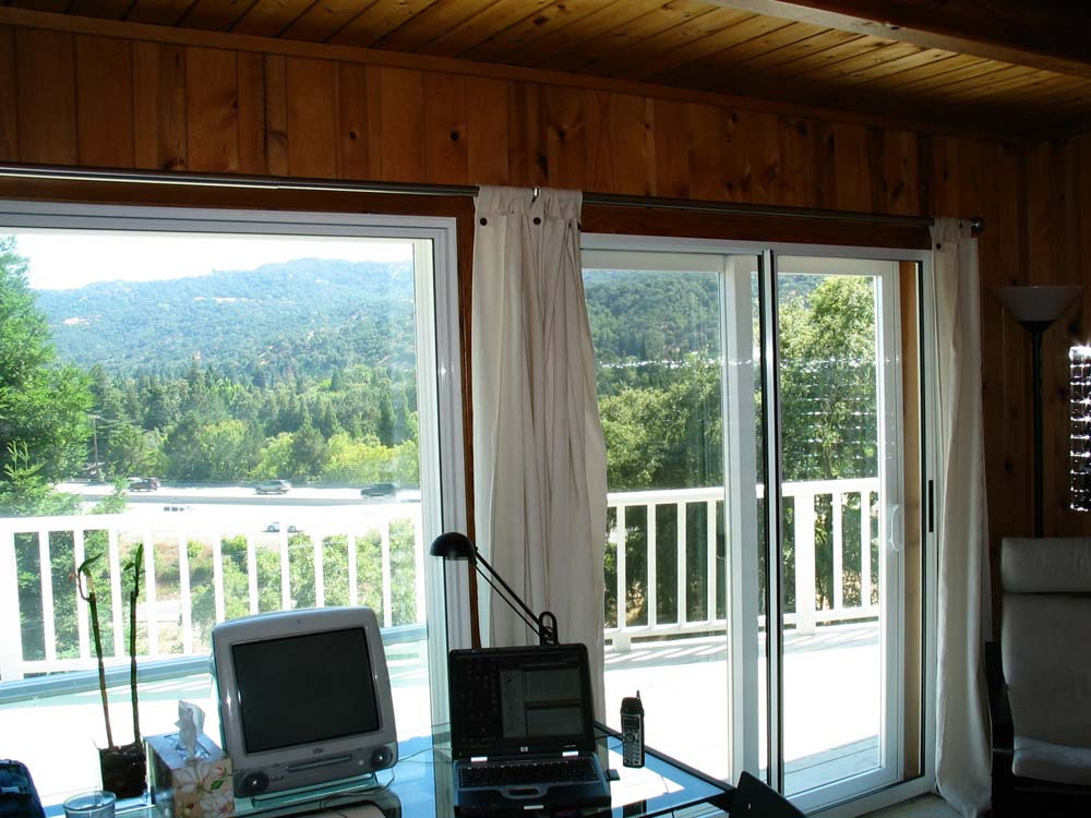 Installing Soundproof Windows In The Home Office Space Greatly Improved The  Quietness Of The Environment, Making It A Relaxing Place To Work Despite  The ...
