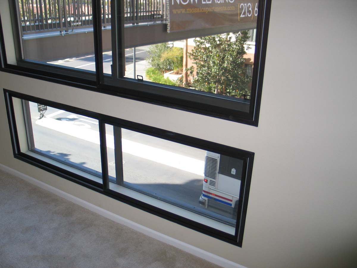 Soundproofing can be done to virtually any window.