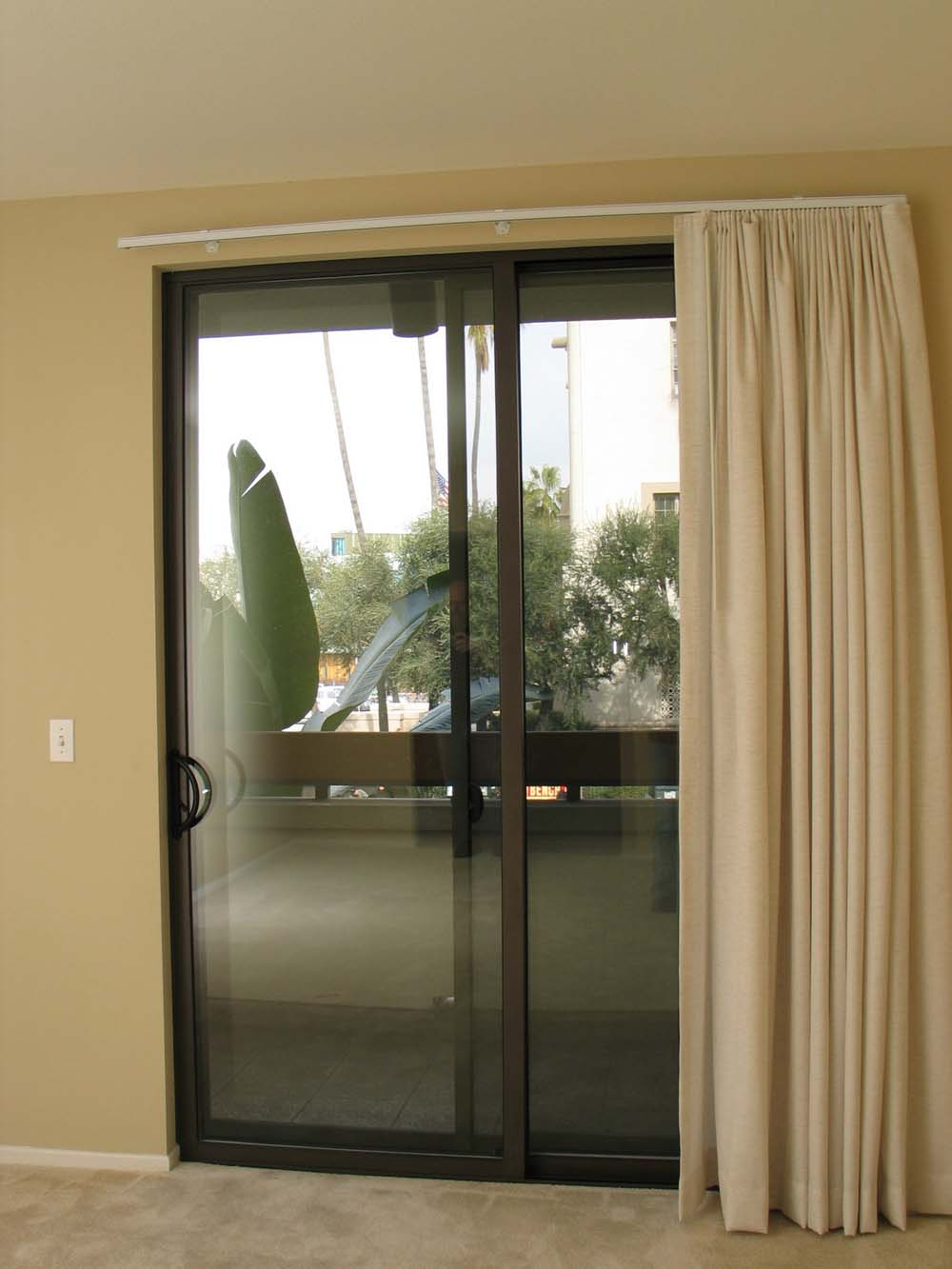 The same can be said for Soundproof Windows' sliding glass door