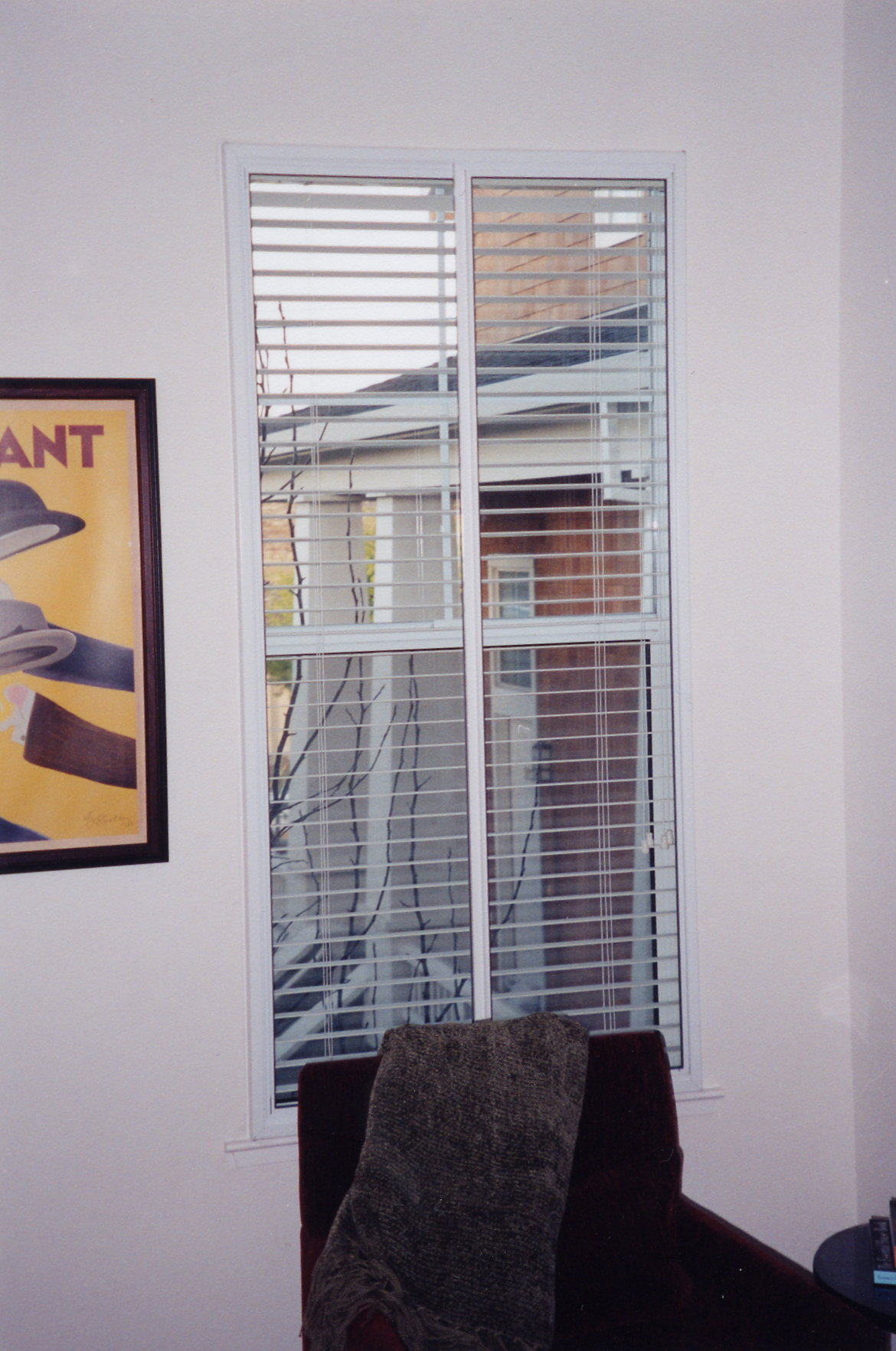 Soundproof windows - The Entire Window After Soundproof Window Installation