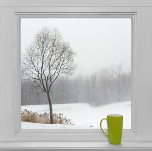 snowy-window