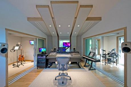 Recording Studio Doors Soundproof Windows Inc