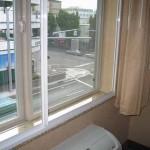 Hotel soundproof window