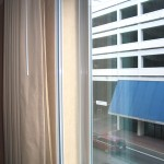 soundproof window side view