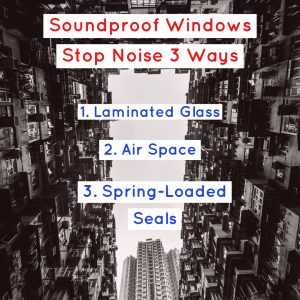 Stop Noise 3 Ways graphic