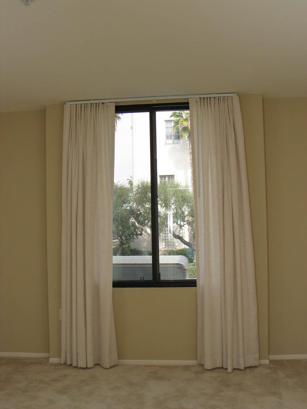 Window overlooking street