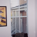 The entire window after Soundproof Window installation