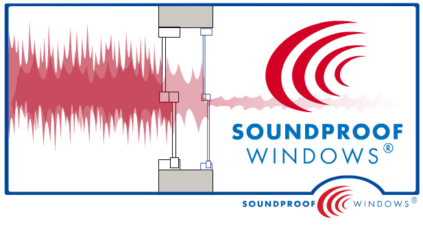 Graphic Showing Sound Insulation